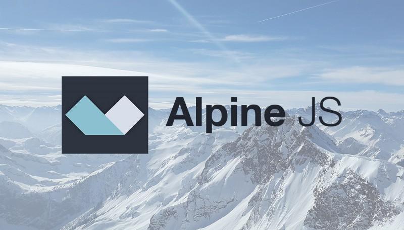AlpineJS le framework JS entre JQuery et VueJS