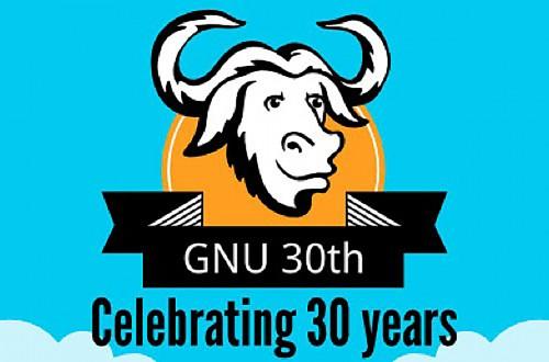 Le Logiciel Libre fête ses 30 ans