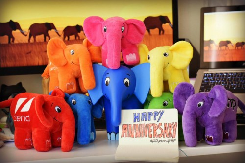 PHP fête ses 20 ans !