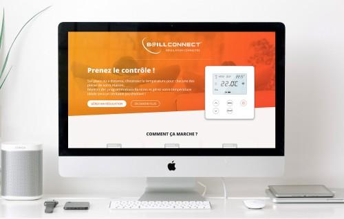 Baillconnect - Application web
