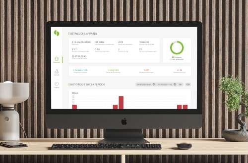 DataLog Bulane - Application web