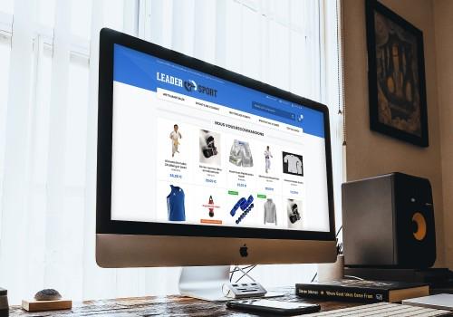 Leader Sport - Boutique en ligne