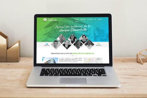 CME Clémentville - Site internet