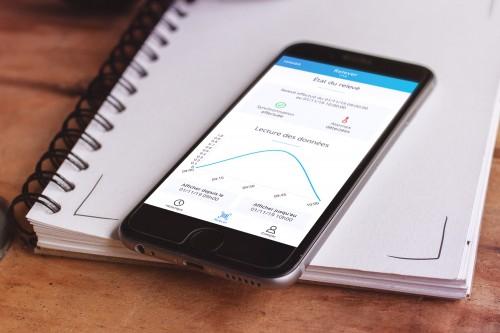 Naolog - Application mobile