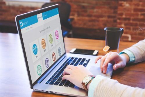 Polytech Montpellier - Application web