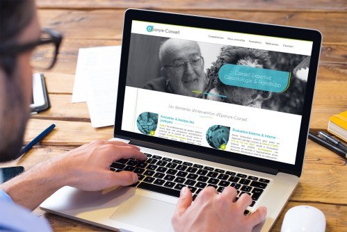 Eponym-Conseil - Site internet