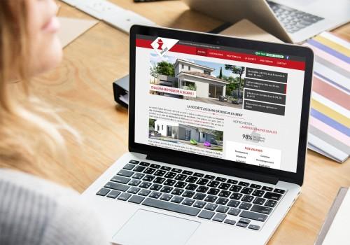 Zigliani-Bâtisseur - Site internet
